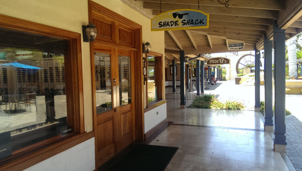 21 shade shack duty free the shoppes at rose hall for Ford s fish shack menu